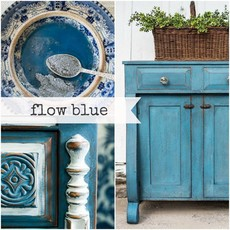 Miss Mustard Seeds Milk Paint MMSMP - Flow Blue - 230 gr