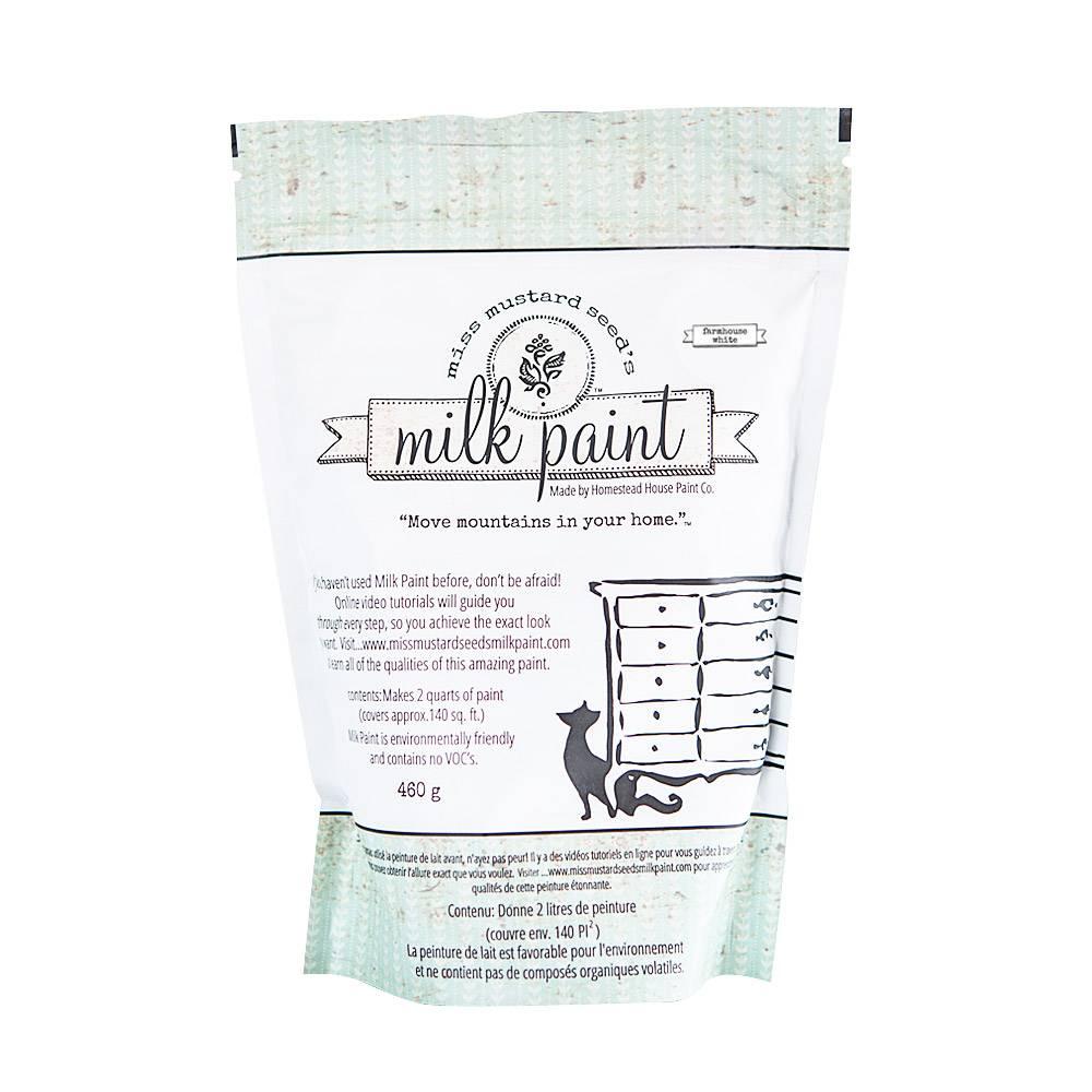 Miss Mustard Seeds Milk Paint MMSMP - Farmhouse White - 460 gr