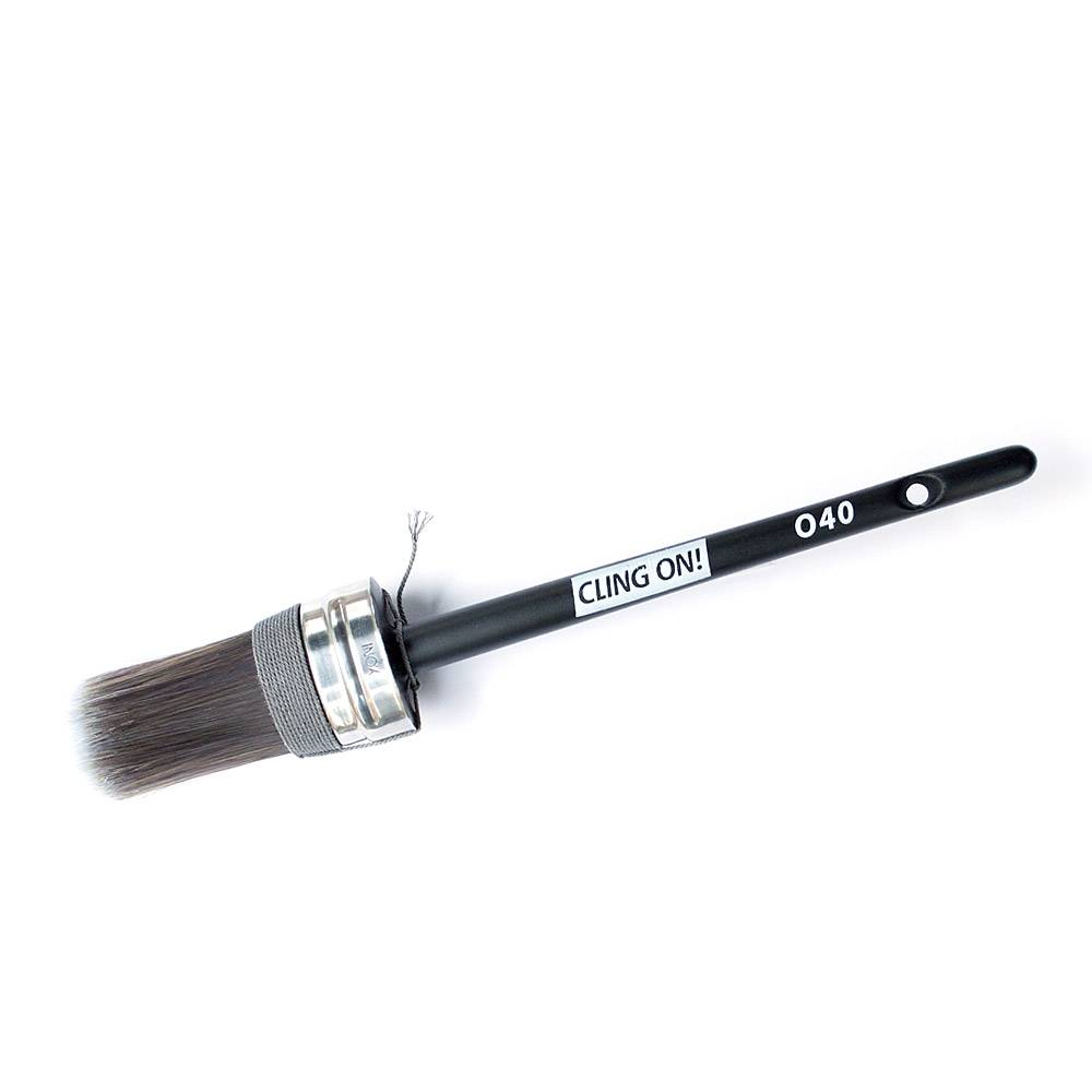 Cling On ClingOn - Oval Brush - O40