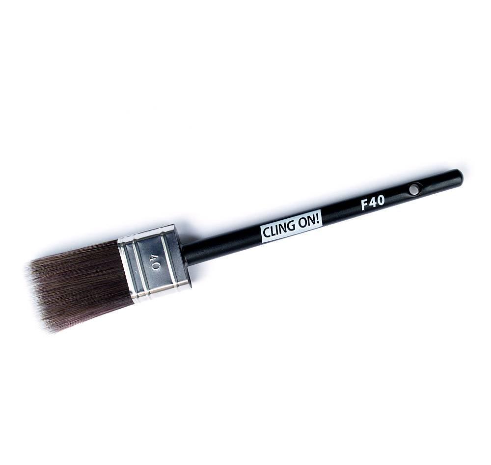 Cling On ClingOn - Flat Brush - F40
