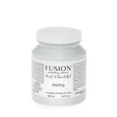 Fusion Mineral Paint Fusion - Sterling - 500ml