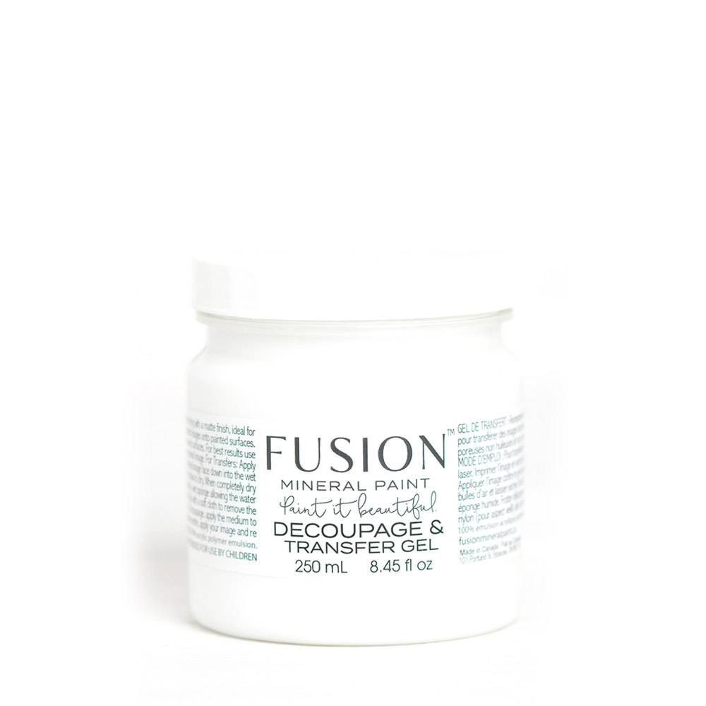 Fusion Mineral Paint Fusion - Transfer Gel - 250ml