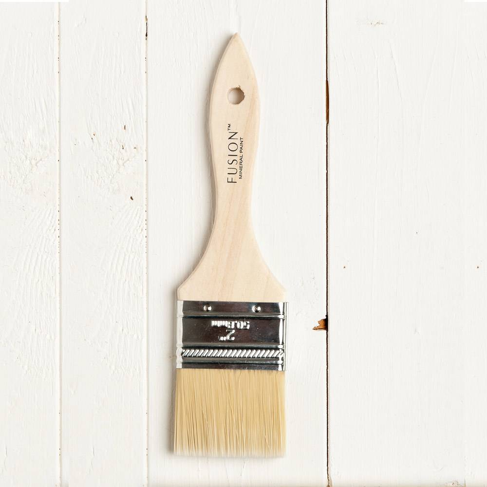 Fusion Mineral Paint Fusion - Synthetic Flat Brush - 50mm