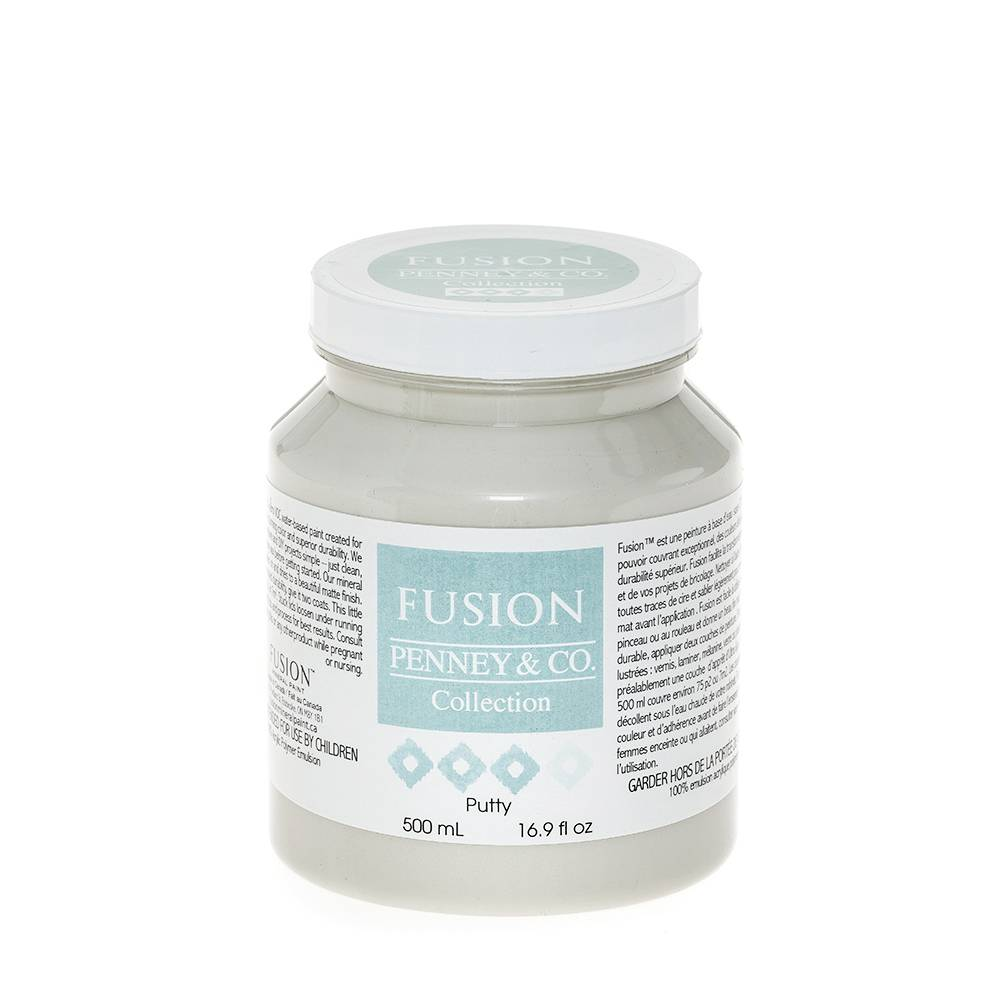 Fusion Mineral Paint Fusion - Putty - 500ml