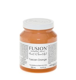 Fusion Mineral Paint Fusion - Tuscan Orange - 500ml
