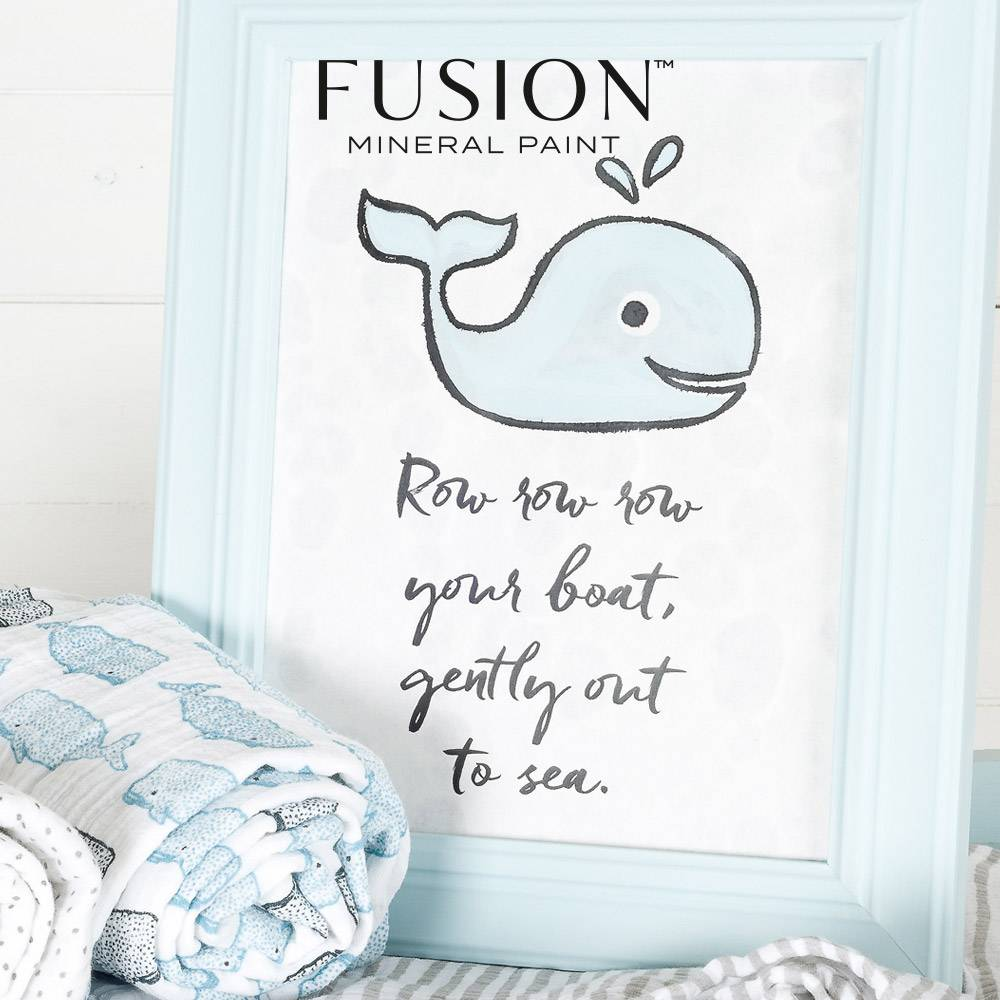 Fusion Mineral Paint Fusion - Little Whale - 37ml