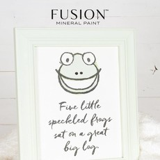 Fusion Mineral Paint Fusion - Little Speckled Frog - 500ml