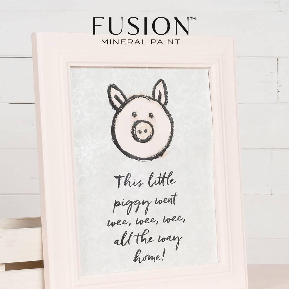 Fusion Mineral Paint Fusion - Little Piggy - 500ml