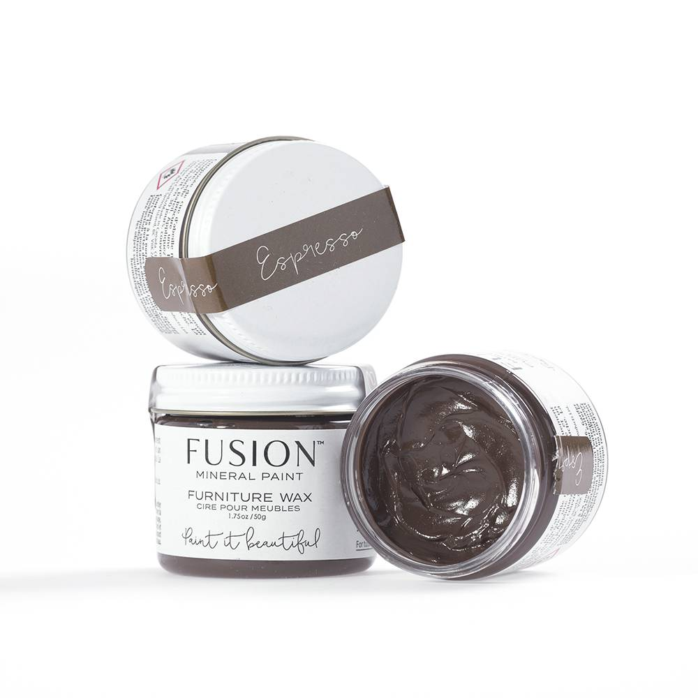 Fusion Mineral Paint Fusion - Espresso Wax - 50gr