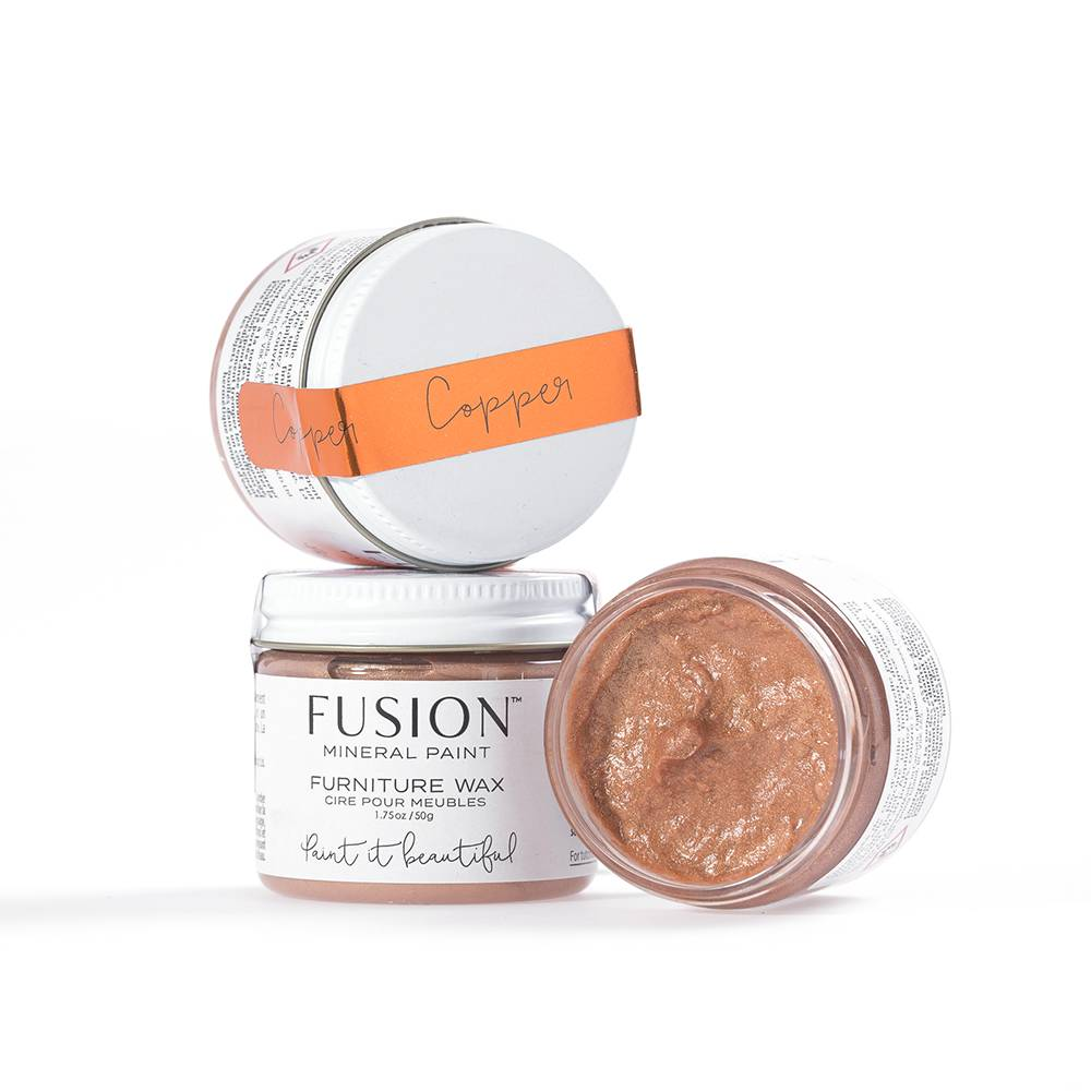 Fusion Mineral Paint Fusion - Copper Wax - 50gr