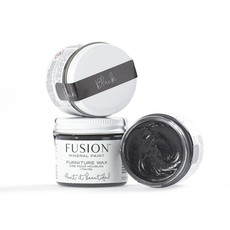 Fusion Mineral Paint Fusion - Black Wax - 50gr