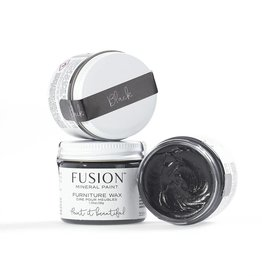 Fusion Mineral Paint Fusion - Black Wax - 50gr