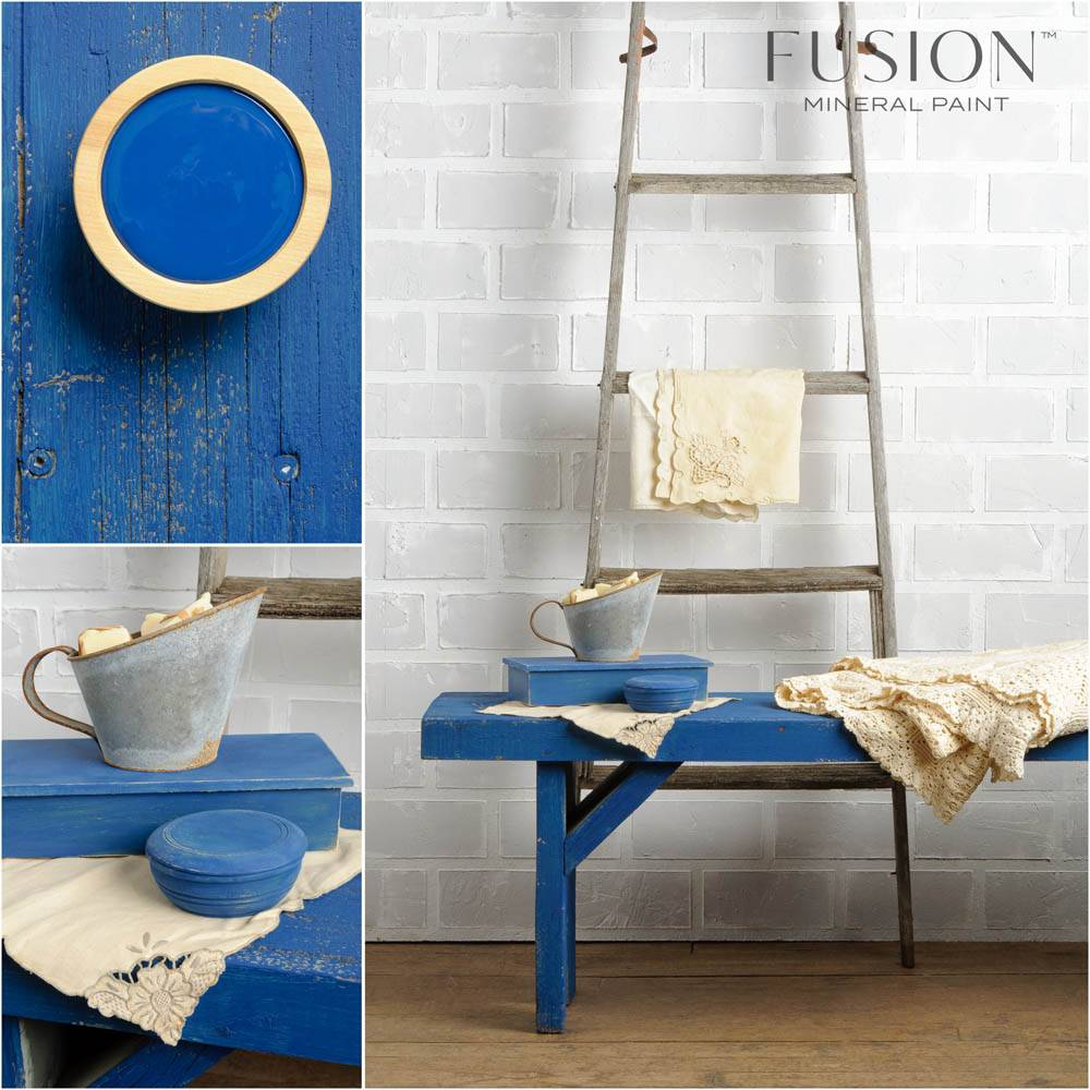 Fusion Mineral Paint Fusion - Liberty Blue - 500ml