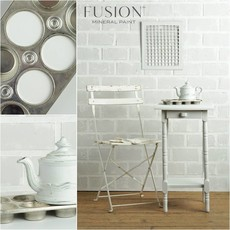Fusion Mineral Paint Fusion - Lamp White - 37ml