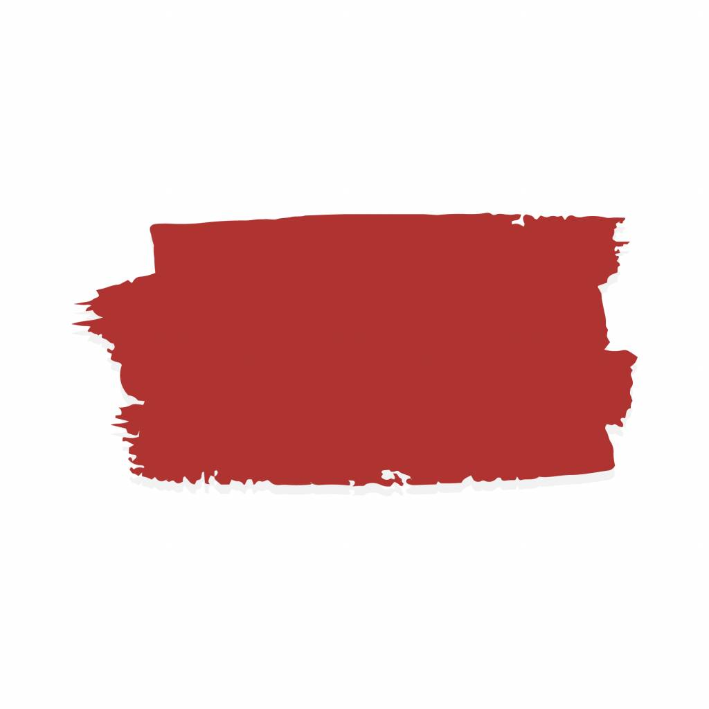 Fusion Mineral Paint Fusion - Fort York Red - 37ml