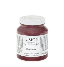 Fusion Mineral Paint Fusion - Cranberry - 500ml