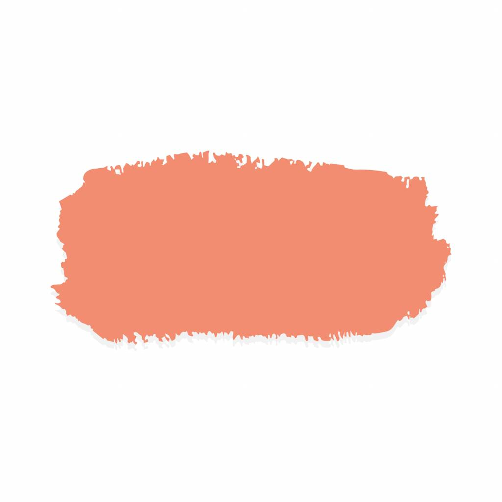 Fusion Mineral Paint Fusion - Coral  - 500ml