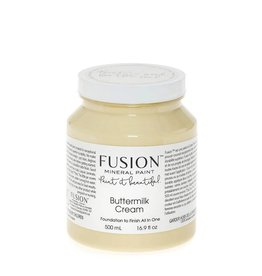 Fusion Mineral Paint Fusion - Buttermilk Cream - 500 ml
