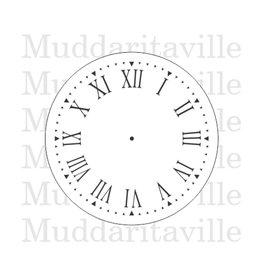 Muddaritaville MU - Clock - 18inch