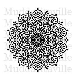 Muddaritaville MU - Mandala - 10inch