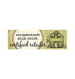 Miss Mustard Seeds Milk Paint MMSMP - Sticker Certified Retailer