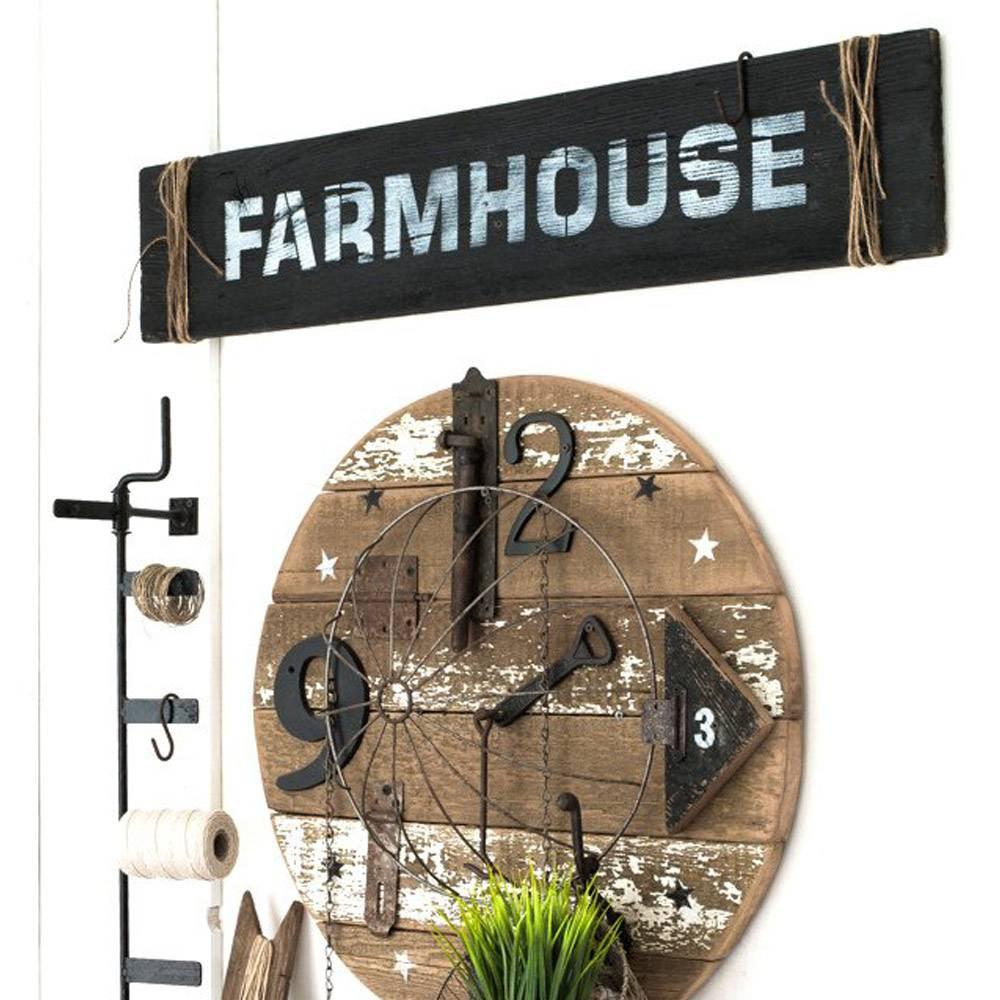 Funky Junk Funky Junk Stencils - Farmhouse Large
