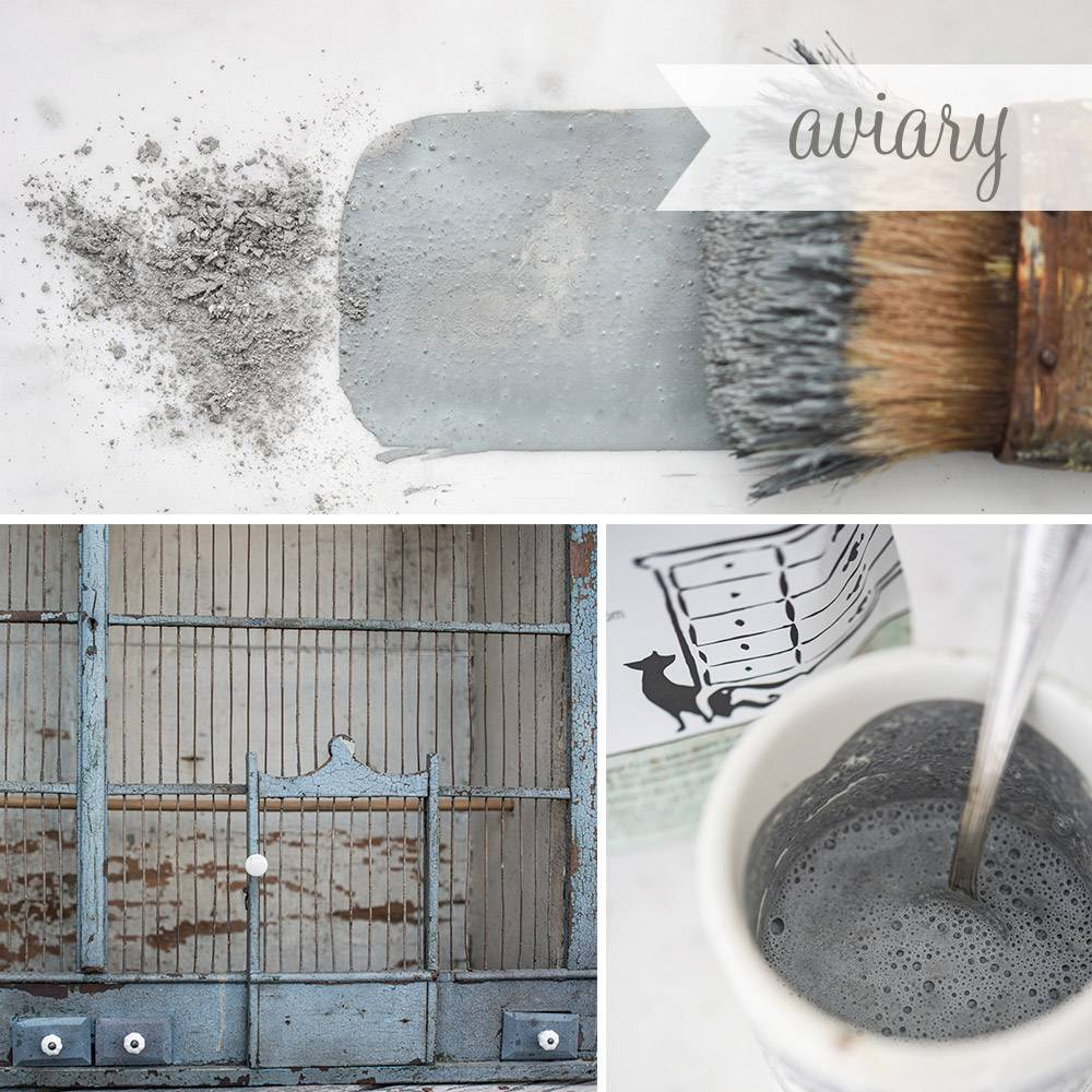 Miss Mustard Seeds Milk Paint MMSMP - Aviary - 30gr