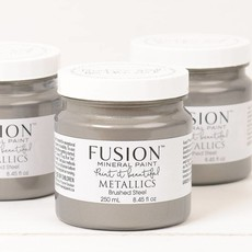 Fusion Mineral Paint Fusion - Brushed Steel - 250ml