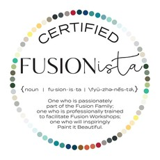 Fusion Mineral Paint Fusion - Fusionista Window Sticker