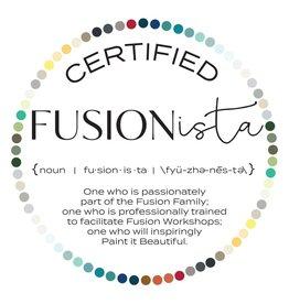 Fusion Mineral Paint Fusion - Fusionista Window Sticker