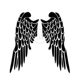Muddaritaville MU - Angel Wings - Small