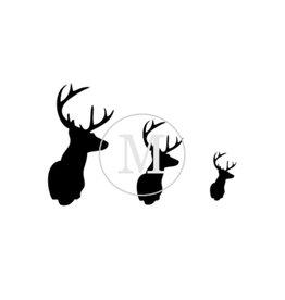 Muddaritaville MU - Deer head
