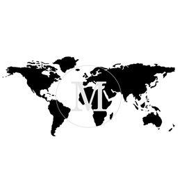 Muddaritaville MU - World Map - Large