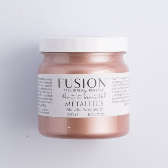 Fusion Mineral Paint Fusion - Rose Gold - 250ml