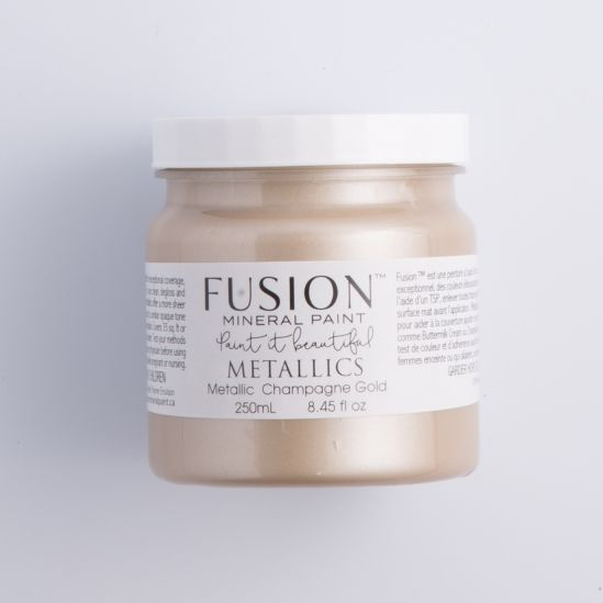Fusion Mineral Paint Fusion - Champagne Gold - 250ml