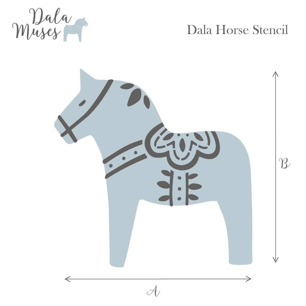 Dala Muses Dala Muses - Dala Horse