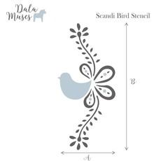 Dala Muses Dala Muses - Scandi Bird