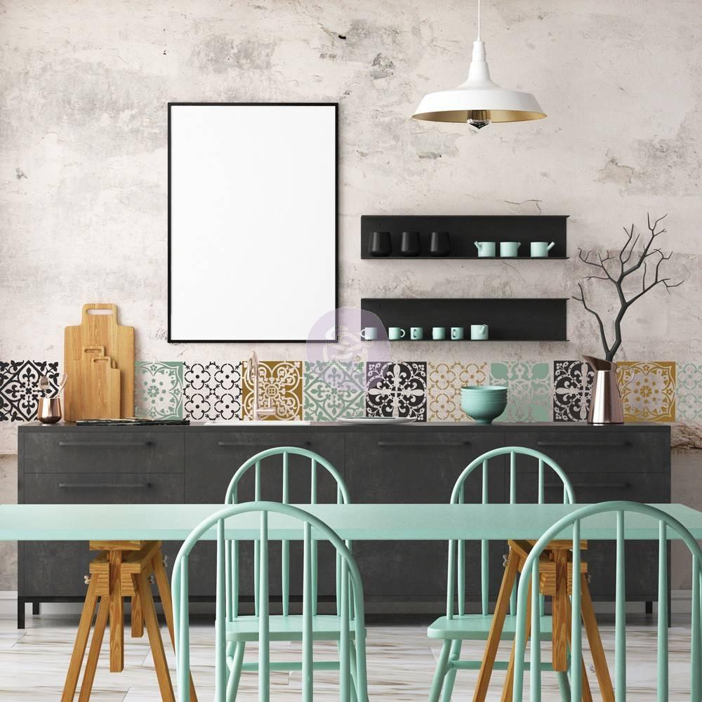 Redesign with Prima Redesign - Stencil - Morocco