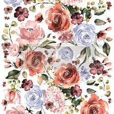 Redesign with Prima Redesign - Decor Transfer - Rose & Rouge