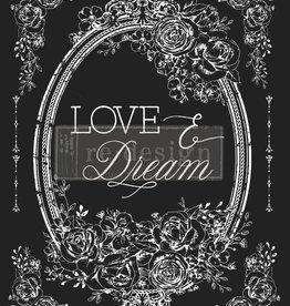 Redesign with Prima Redesign - Decor Transfer - Love & Dream
