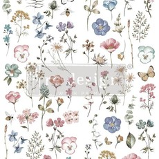 Redesign with Prima Redesign - Decor Transfer - Delicate Fleur