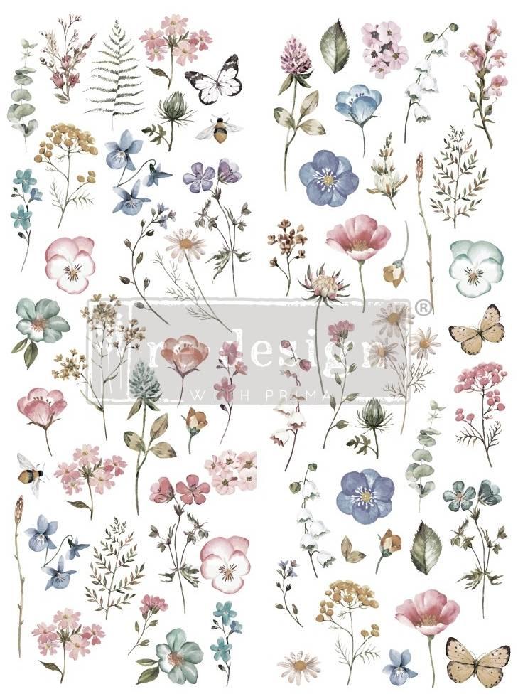 Redesign with Prima Redesign - Decor Transfer - Delicate Fleur