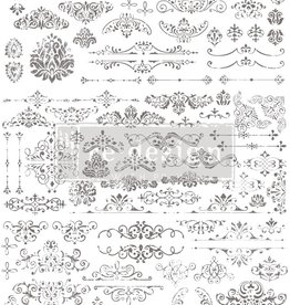 Redesign with Prima Redesign - Decor Transfer - Scrolls & Accents