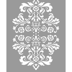 Redesign with Prima Redesign - 3D stencil - Allessandro Flourish