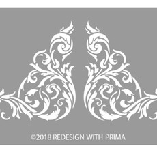 Redesign with Prima Redesign - 3D stencil - Anetta Corners