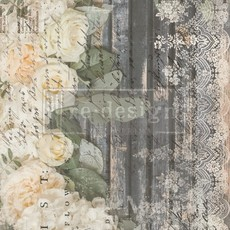 Redesign with Prima Redesign - Decor Transfer - White Fleur