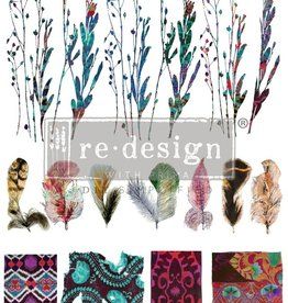Redesign with Prima Redesign - Decor Transfer - In Flight