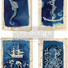 Redesign with Prima Redesign - Decor Transfer - Seashore