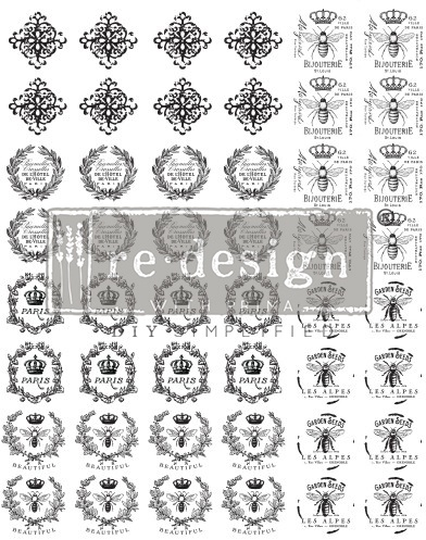 Redesign with Prima Redesign - Knob Transfer - Parisienne