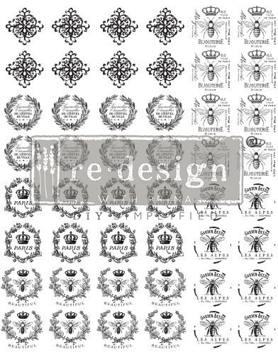 Redesign with Prima Redesign - Knob Transfer - Parisienne